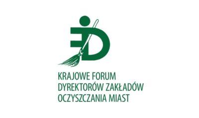 Krajowe Forum Dyrektorów Zakładów Oczyszczania Miast Patronem Konferencji