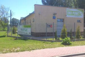 Gminne Centrum Zbiórki Odpadów dąbrowie Górniczej