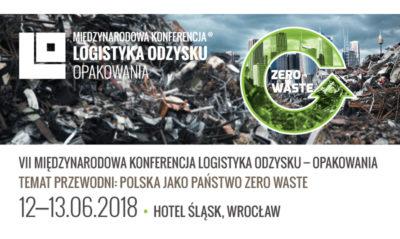 VII Międzynarodowa Konferencja Logistyka Odzysku - Opakowania