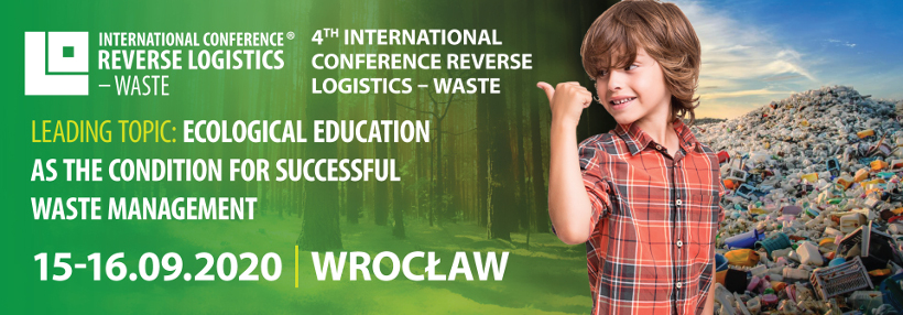 4th International Conference Reverse Logistics - Waste 2020