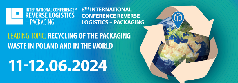 8th International Conference Reverse Logistics - Packaging 2024