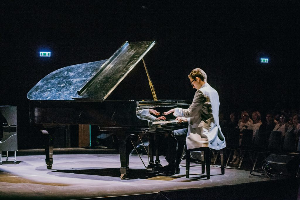 Koncert w NFM we Wrocławiu.